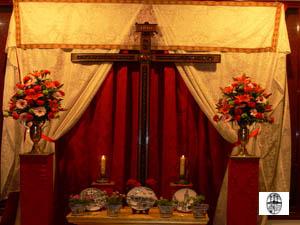 Noticia Exaltación de la Cruz 2013
