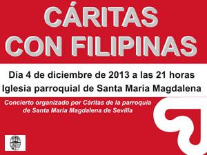 Noticia Concierto Caritas