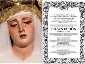 Noticias Cultos Virgen