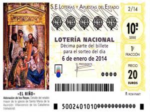 Noticia Loteria del Niño