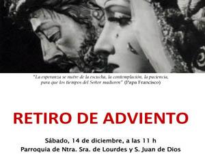 Noticia Retiro adviento 2013