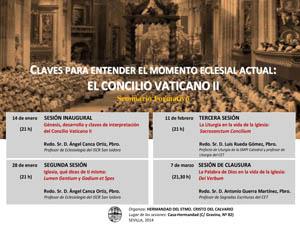 Noticia Seminario Concilio Vaticano II