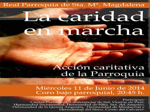 Noticia Charla Caridad