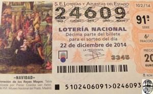 21.-lotería