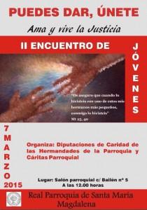 ENCUENTRO DE JOVENES