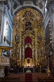 Altar mayor magdalena
